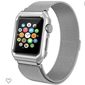 Accessories - 44mm 2-in-1 Magnetic Apple Watch Band/Bumper Combo